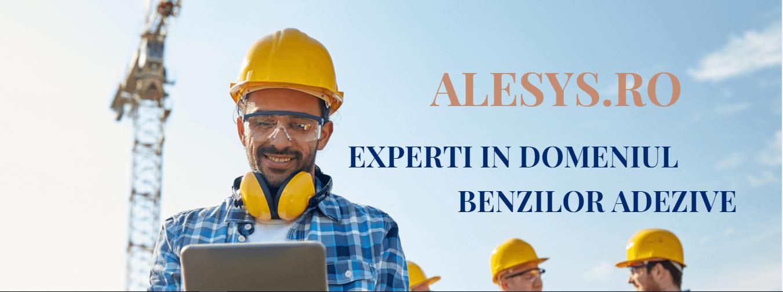 Alesys.ro-Calitate si profesionalism in domeniul benzilor adezive