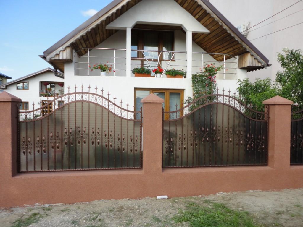 Gard fier forjat Onesti-calitate desavarsita la preturi surprinzatoare