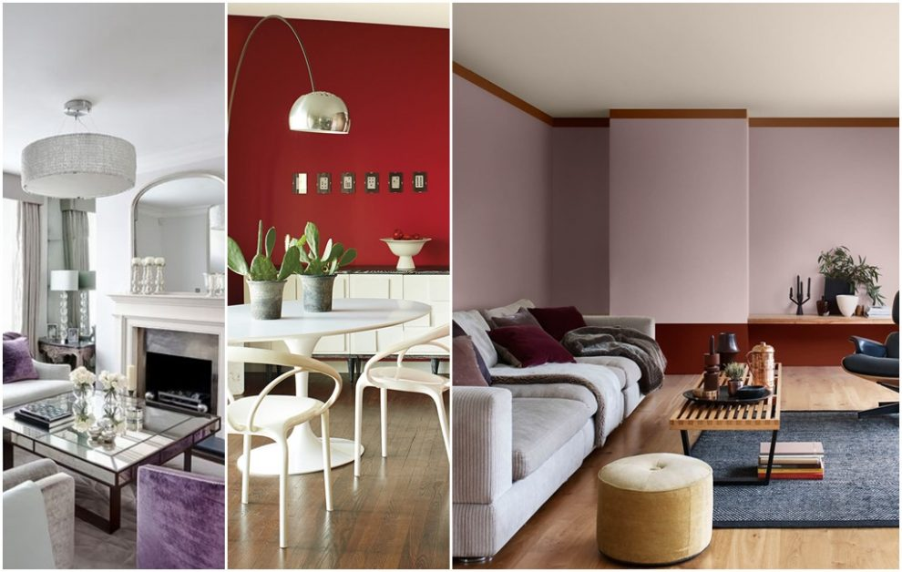 Care sunt culorile in trend in materie de design interior