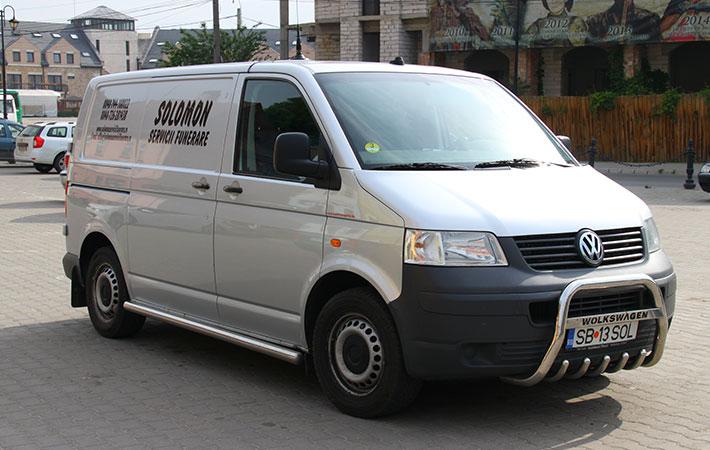 Transport funerar international-serviciu de calitate doar cu Solomon Servicii Funerare
