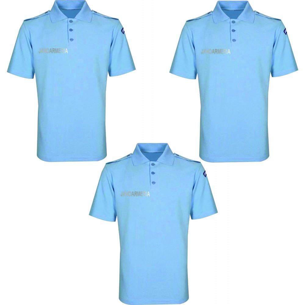 Tricouri pentru Jandarmerie la un click distanta de tine