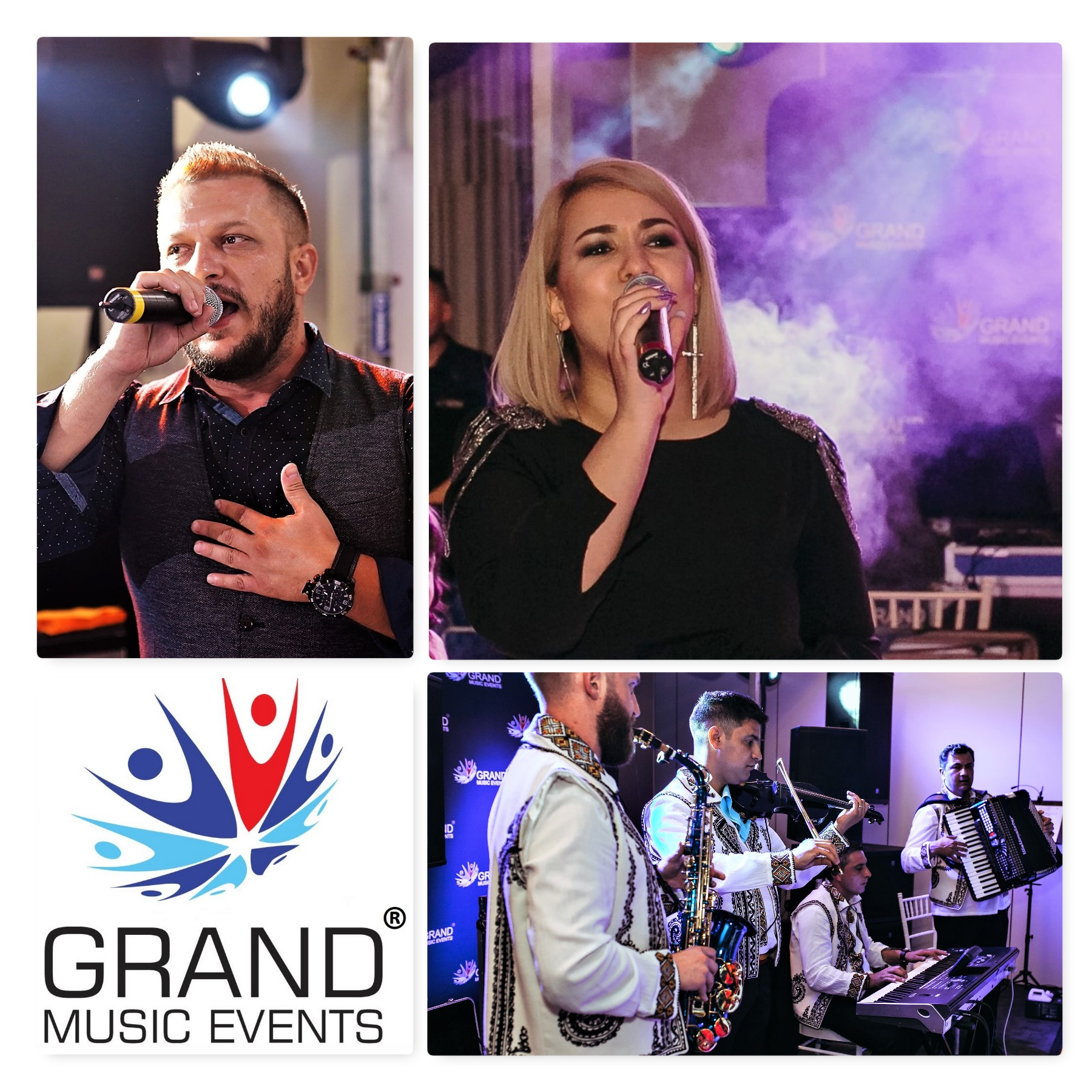 3 motive pentru care sa alegi Grand Music Events ca formatie nunta Bucuresti