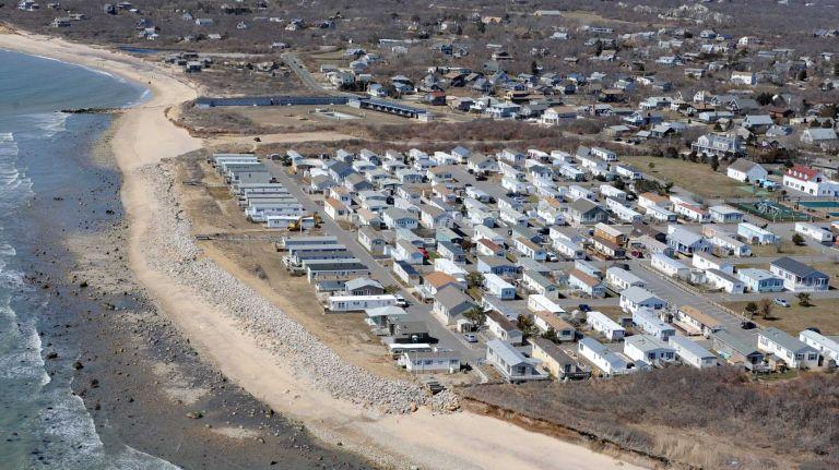 Cum arata parcul de rulote de lux din Hamptons, cu rulote cu vedere la ocean, ce pot costa pana la 1 milion de dolari?