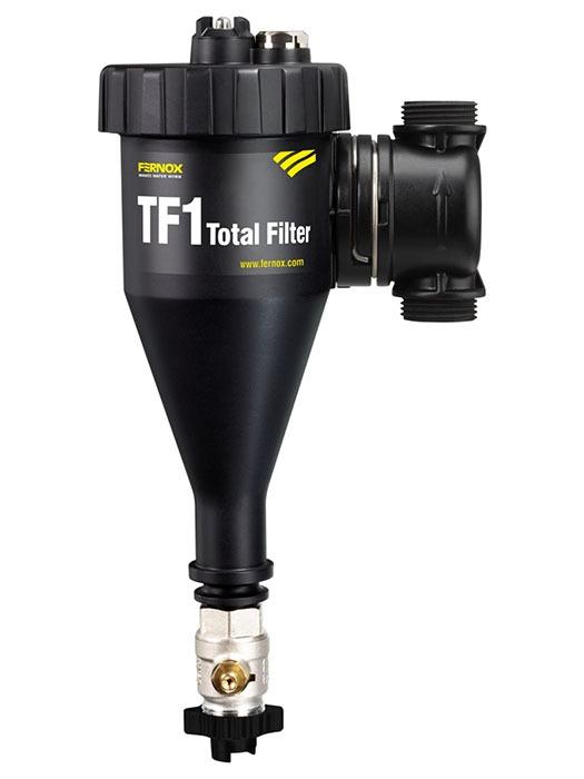 Cu filtrele de la Fernox te bucuri de functionarea optima a instalatiilor termice timp indelungat