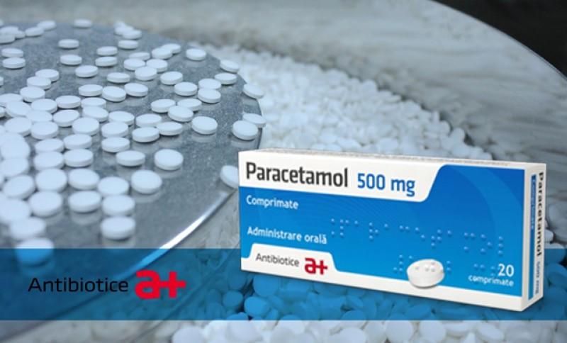 Antibiotice Iasi reia productia de Paracetamol si Novocalmin