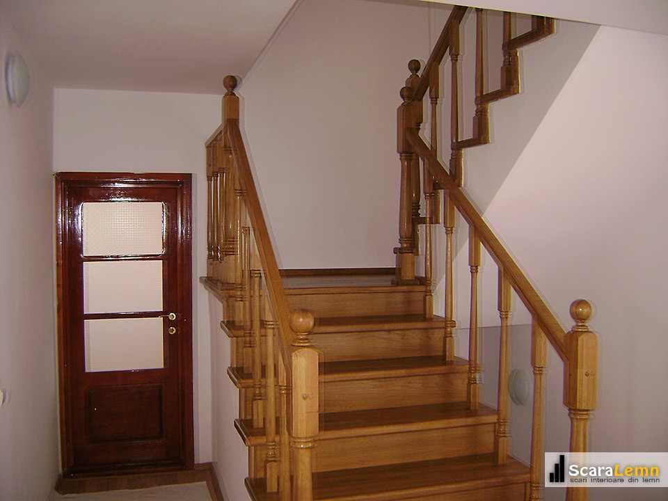 De ce merita sa alegem scari interioare din lemn pentru casa noastra?