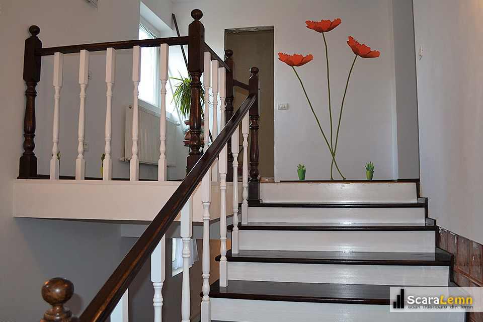 Care sunt avantajele scarilor interioare placate cu lemn?