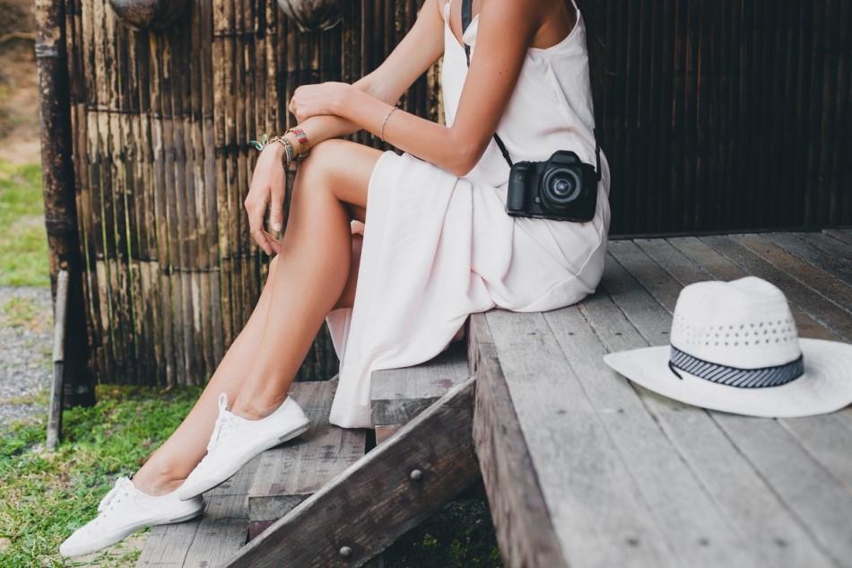 Cum te incalti vara aceasta pentru a arata senzational in rochie alba