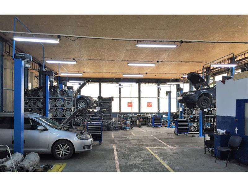 Servicii complete pentru repararea cutiilor automate de viteze in Bucuresti