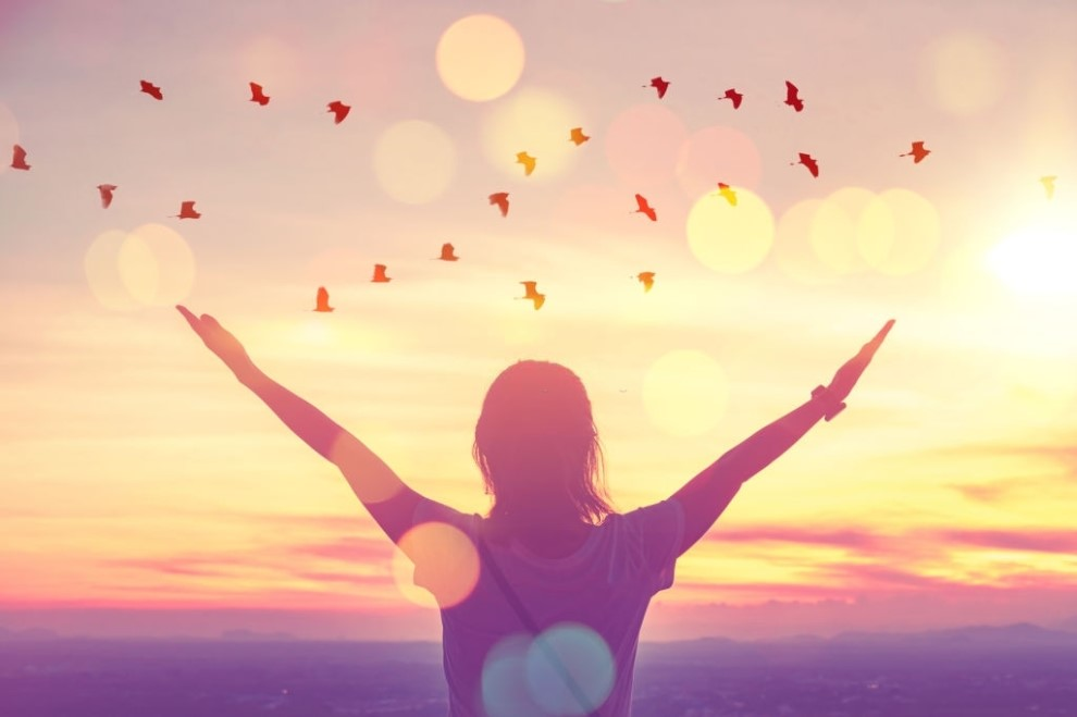 Gandirea pozitiva te ajuta sa ai o viata mai fericita