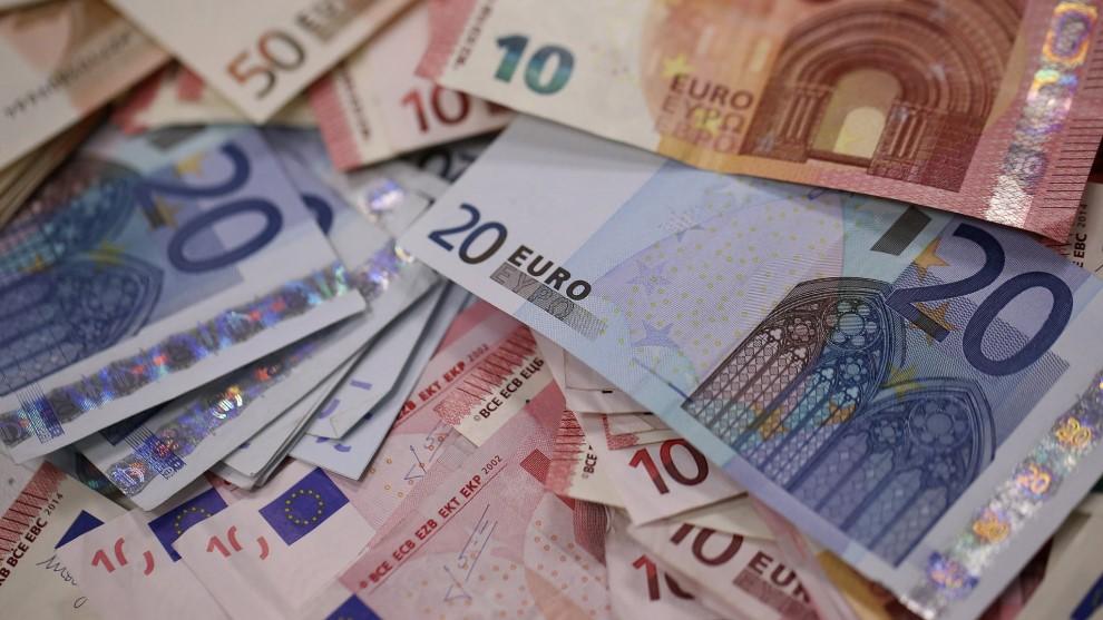 Rezervele valutare ale BNR urca la 36.429 miliarde de euro dupa primele sapte luni