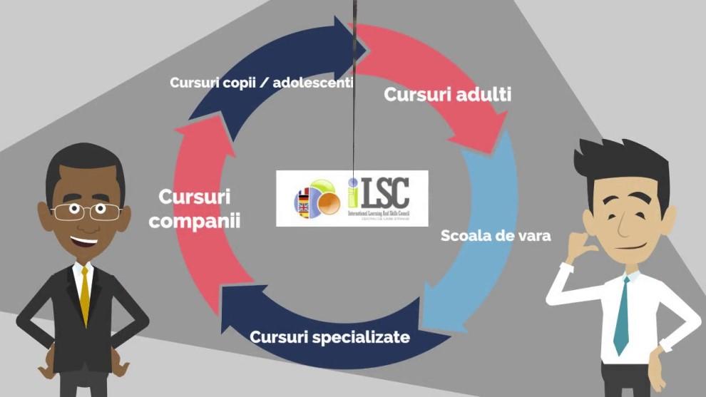 Cursuri engleza companii de la ILSC ajuta firmele sa aiba angajati competenti