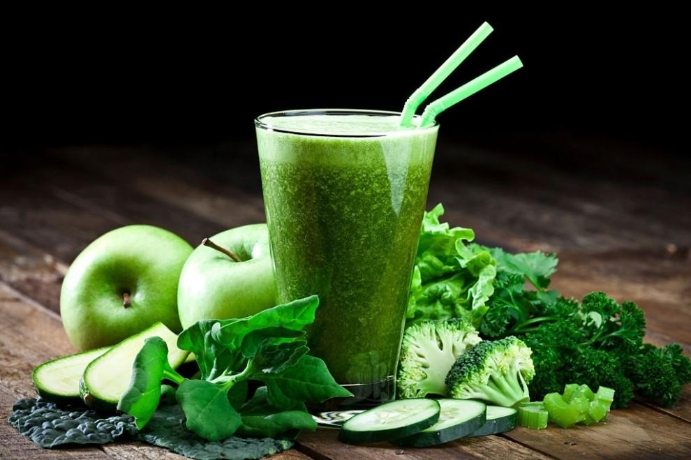 De ce este indicat sa consumi un smoothie verde in fiecare zi?