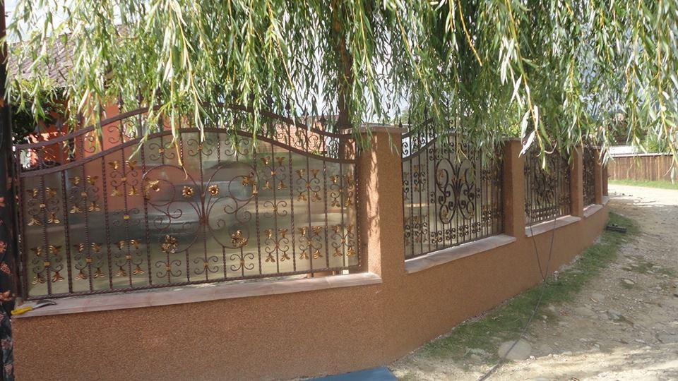 Gard fier forjat Onesti –o optiune selecta pentru cei care se respecta