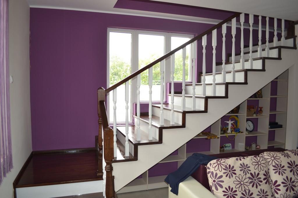 De ce sa iti amenajezi casa cu scari interioare lemn?