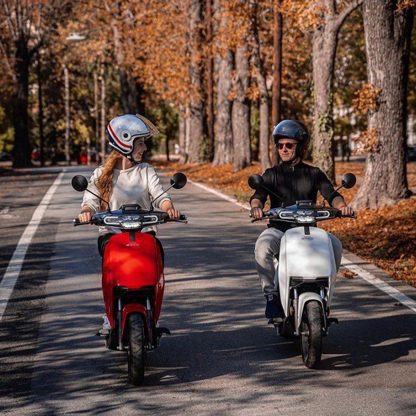 Scuterul electric – noua mobilitate urbana