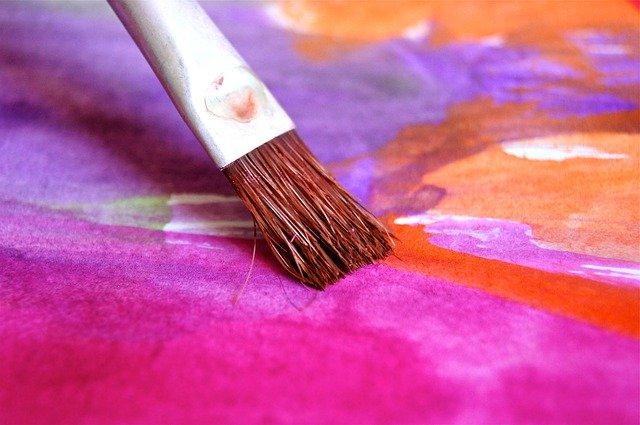 Ce vedete internationale au talent la pictura