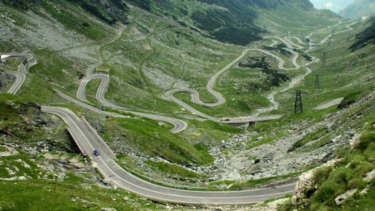 Circulatia prin tunelul de la Balea Lac de pe Transfagarasan se va inchide luni 5 iulie,anunta CNAIR