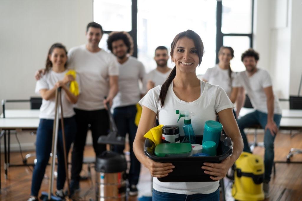 Servicii profesionale de curatenie la preturi avantajoase