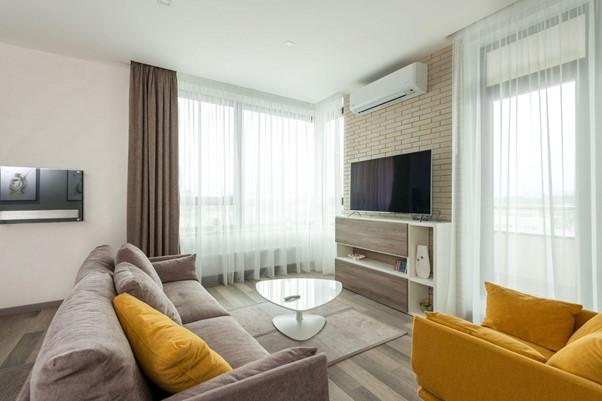 Cum folosesti nuantele neutre pentru o casa moderna, cu un design simplu?